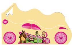 Детская кровать Маша (серия Форсаж)