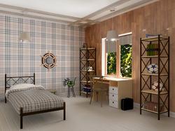 Кровать Домино (Скамья)