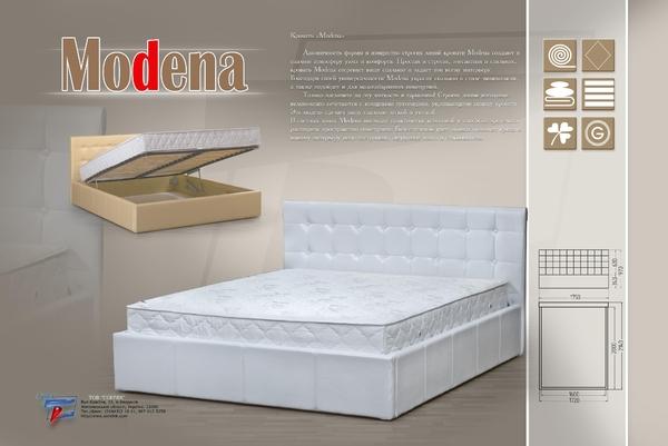 Кровать Modena (Модэна)