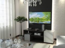 Тумба TV-line 08