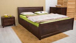 Кровать Сити М с под. механизмом и филёнкой