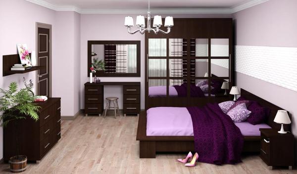 Спальня Богема 1