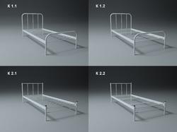 Кровать Металл-Дизайн Эконом