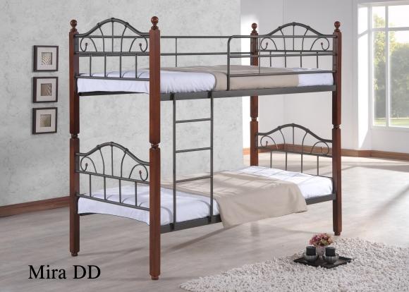 Кровать Mira dd двухъярусная