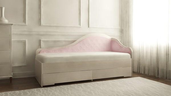 Кровать Л-8 (ящики Л-6) ОД