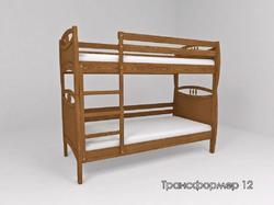 """Кровать двухьяруская """"Трансформер 12"""""""