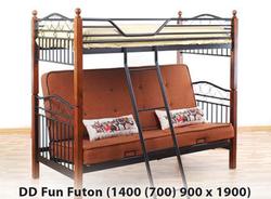 Кровать Fun Futon двухъярусная