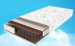 Матрас Sleep&Fly Classic Plus Kokos (СФ Классик Плюс Кокос) Акция 190х170