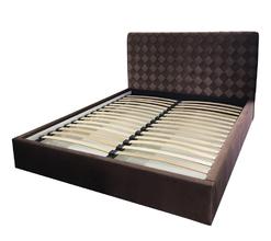 Кровать Паола с пуфом
