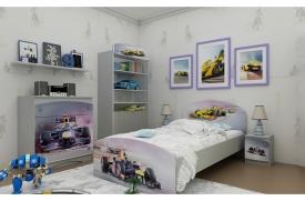 Детская комната Формула 1
