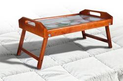 Столик для завтрака стекло