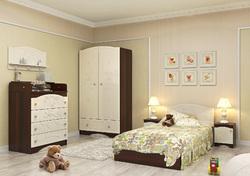 Детская комната Мишка МДФ комби