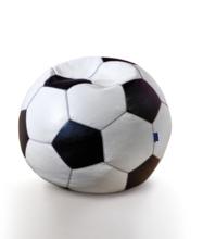 Бескаркасный пуф Мяч