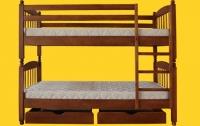 """Кровать двухьяруская """"Трансформер 3"""""""
