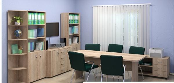 Офисная мебель Вектор