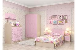 Детская комната Kiddy розовая
