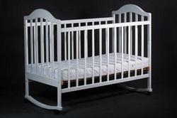 Детская кроватка Наполеон ваниль