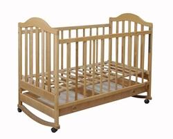 Детская кроватка Наполеон с ящиком
