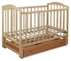 Детская кроватка Чайка ящик