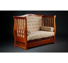 Детская кроватка Вива Гламур + ящик