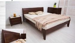 Кровать Сити с изножьем и филенкой