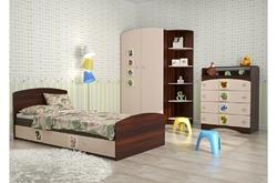 Детская комната Вальтер 3 в 1 комби