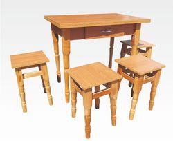 Столовый комплект Модерн с ящиком