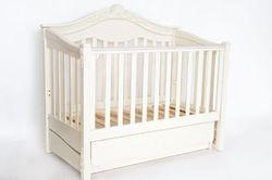 Детская кроватка Вива Виктория+ящик