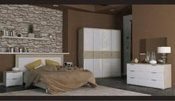 Спальня Верона белый глянец-сан марино