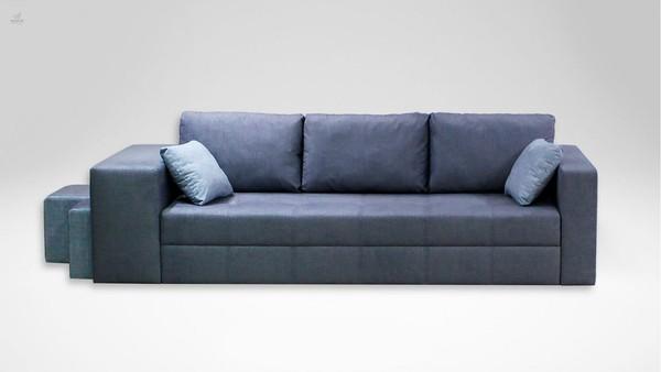 Диван Форли с пуфами мебельной фабрики СидиМ. Фото. Цена.