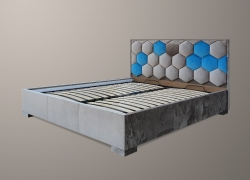 Спальня Прованс белый глянец