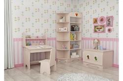 Детская комната Вальтер 3 в 1 светлая 2