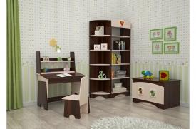 Детская комната Вальтер 3 в 1 комби 2