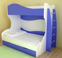 Кровать двухьяруская Теди
