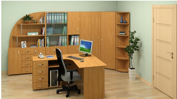 Офисная мебель Вектор 2