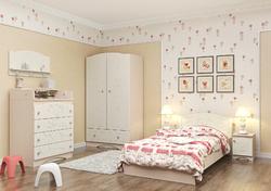 Детская комната Мишка МДФ ваниль 3
