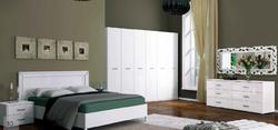 Спальня Белла (белый глянец) 2