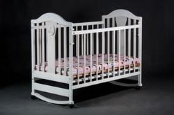 Детская кроватка Наполеон New без ящика