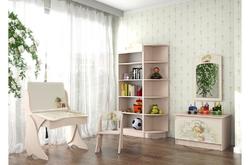 Детская комната М+Д 2