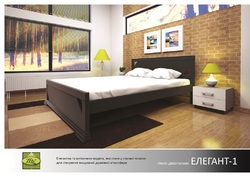 Кровать Элегант 1