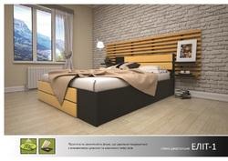 Кровать Элит 1 с подъемным механизмом