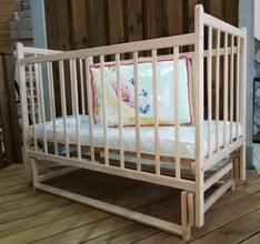 Детская кроватка Ласка маятник