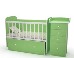 Детская кроватка Кроха