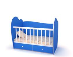 Детская кроватка Лора
