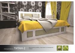 Кровать Титан 2 с подъемным механизмом