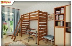 Кровать Троя-2