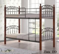 Кровать Zlata dd двухъярусная