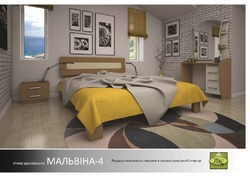 Кровать  Мальвина 4