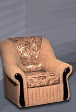 Кресло Лорд (Консул) Веста