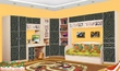 Набор детской мебели Аванти 4